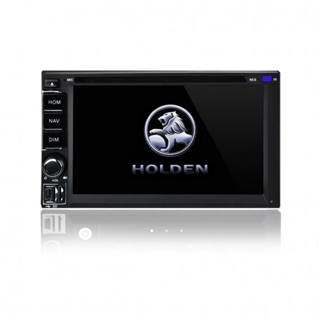 AFTERMARKET GPS DVD SAT NAV BLUETOOTH IPOD USB for Holden Rodeo/Colorado PRE2012