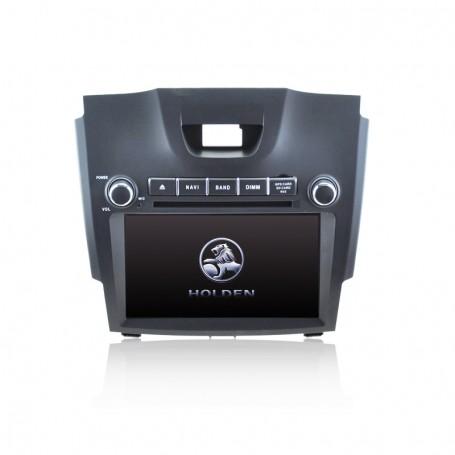 "8"" GPS DVD SAT NAV IPOD BLUETOOTH NAVIGATION STEREO FOR HOLDEN COLORADO 2012-13"
