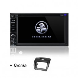 AFTERMARKET HOLDEN COLORADO GPS DVD SAT NAV IPOD BLUETOOTH NAVIGATION 2012-2013