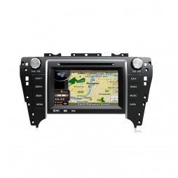 2012 AFTERMARKET TOYOTA CAMRY GPS DVD SAT NAV BLUETOOTH IPOD NAVIGATION FOR CAMRY