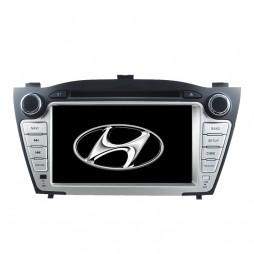 AFTERMARKET GPS DVD SAT NAV IPOD BLUETOOTH NAVIGATION STEREO HYUNDAI IX35 ix35