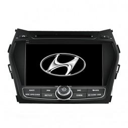 AFTERMARKET GPS DVD SAT NAV IPOD BLUETOOTH NAVIGATION HYUNDAI SANTAFE 2012+