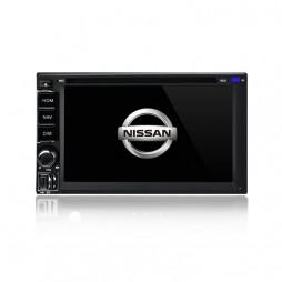 AFTERMARKET GPS DVD SAT NAV IPOD BLUETOOTH NISSAN NAVARA D22 D40 X-TRAIL XTRAIL