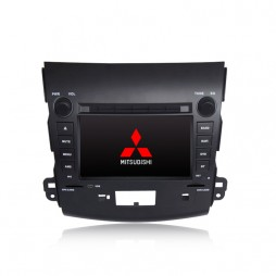 "8"" GPS DVD SAT NAV IPOD BLUETOOTH NAVIGATION FOR MITSUBISHI OUTLANDER 2006-2012"