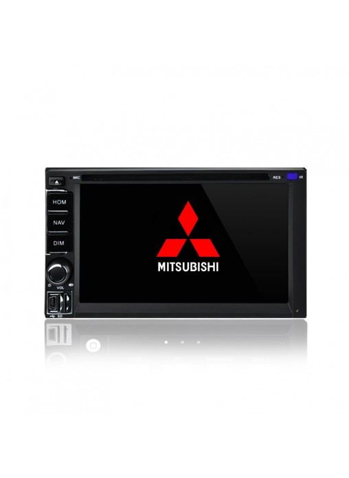AFTERMARKET GPS DVD SAT NAV IPOD BLUETOOTH FOR MITSUBISHI OUTLANDER