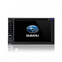 AFTERMARKET GPS SAT NAV DVD IPOD BLUETOOTH FOR SUBARU IMPREZA FORESTER(Pre 2007)