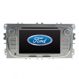 GPS DVD SAT NAV BLUETOOTH IPOD FOR FORD FOCUS MONDEO 2007-2014 FOCUS 2009-2011