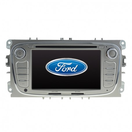 GPS DVD SAT NAV BLUETOOTH IPOD FOR FORD FOCUS MONDEO 2007-2014 FOCUS 2009-2011