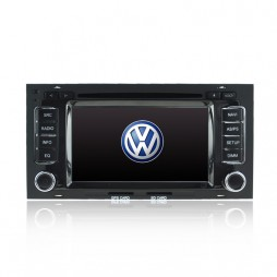 GPS DVD SAT NAV IPOD BLUETOOTH FOR VW VOLKSWAGEN TOUAREG 2004-2010 STEREO RADIO