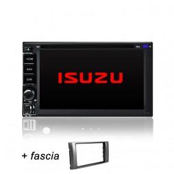 AFTERMARKET ISUZU D MAX D-MAX GPS DVD SAT NAV IPOD BLUETOOTH NAVIGATION STEREO