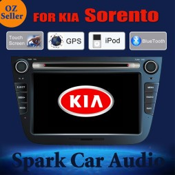 AFTERMARKET GPS DVD SAT NAV IPOD BLUETOOTH USB NAVIGATION FOR KIA SORENTO 2013+