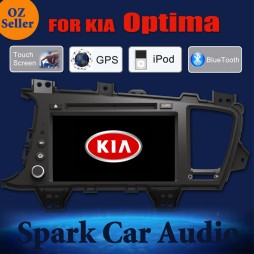 AFTERMARKET GPS DVD SAT NAV IPOD BLUETOOTH USB NAVIGATION FOR KIA OPTIMA 2013+