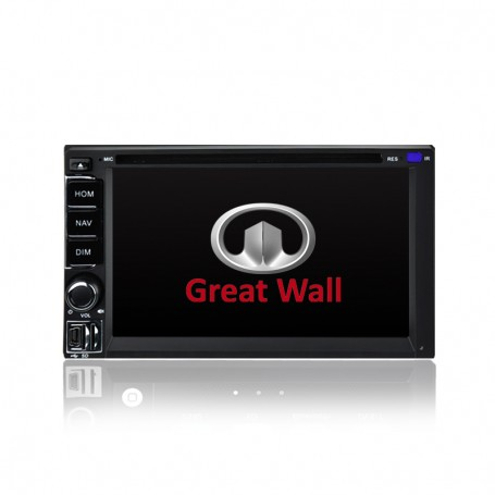AFTERMARKET GREAT WALL V200 V240 GPS DVD SAT NAV IPOD BLUETOOTH NAVIGATION STERE